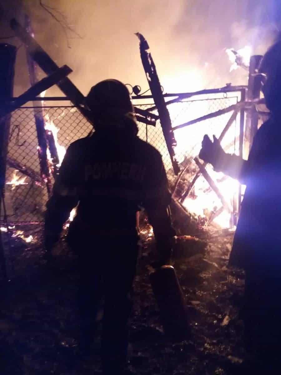 incendiu noapte 3