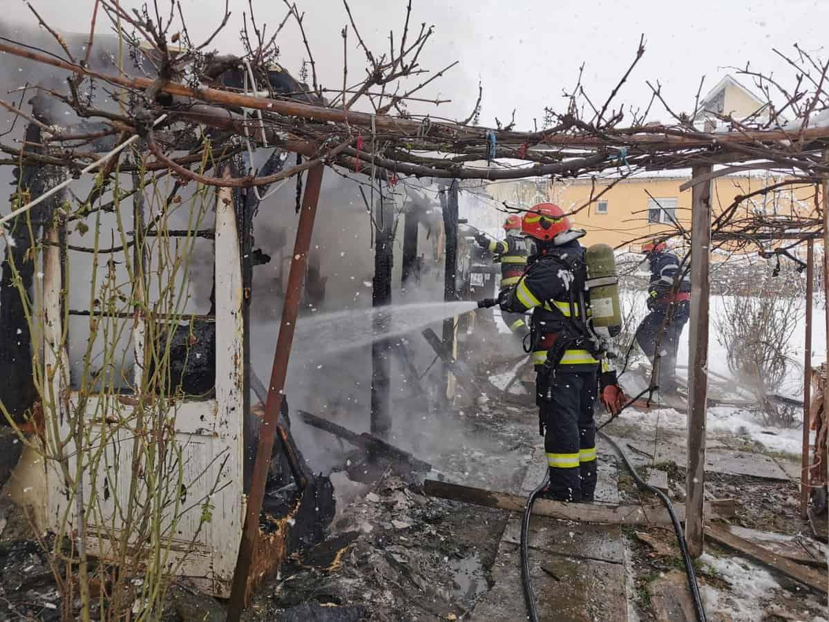 incendiu pompier 5