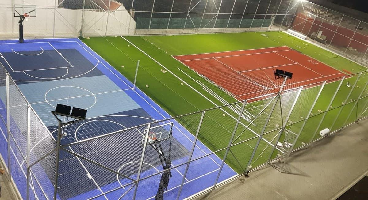 teren sport nocturna