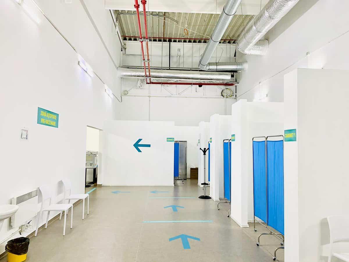 centru vaccinare selimbar 4