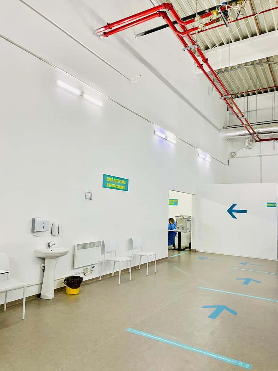 centru vaccinare selimbar 5