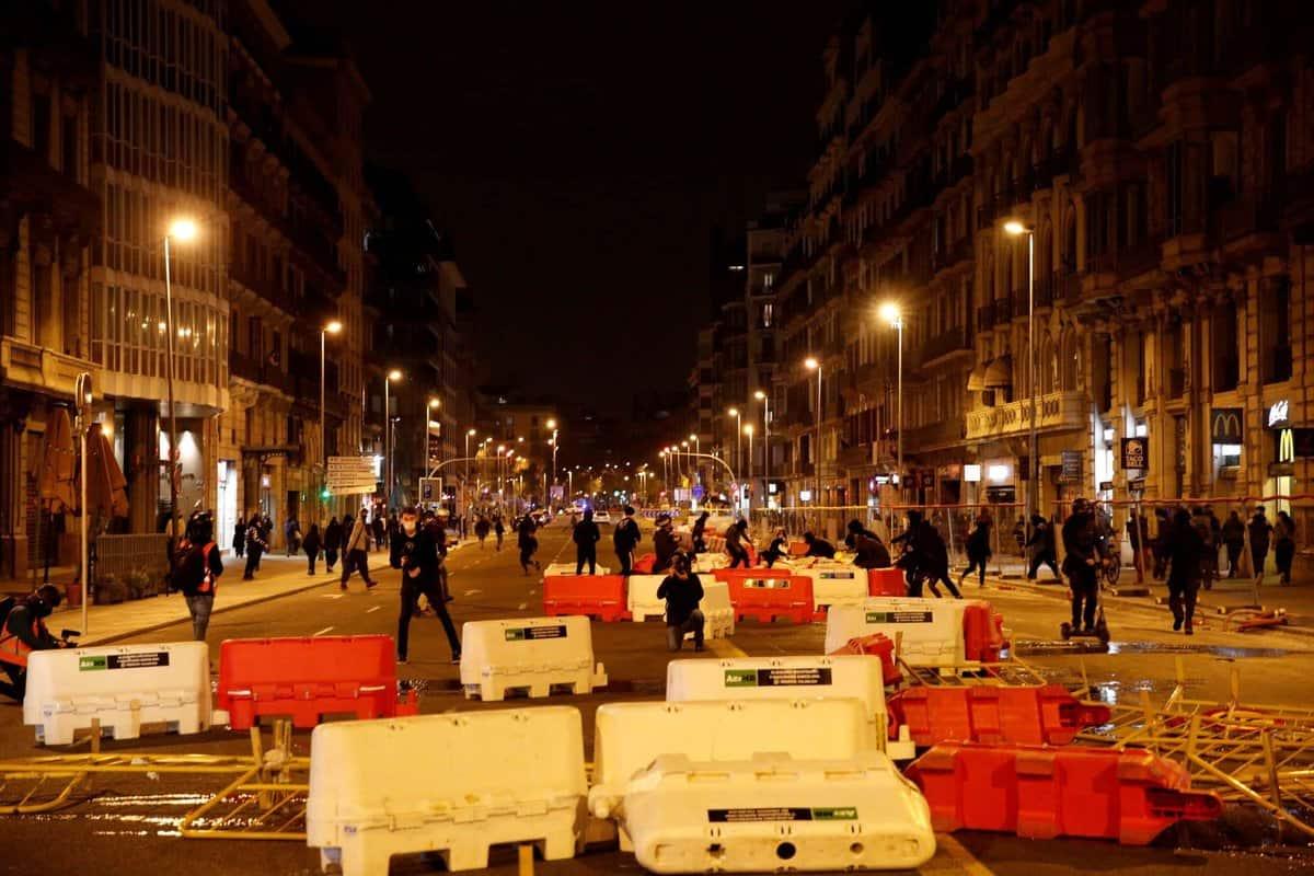 manifestatii barcelona