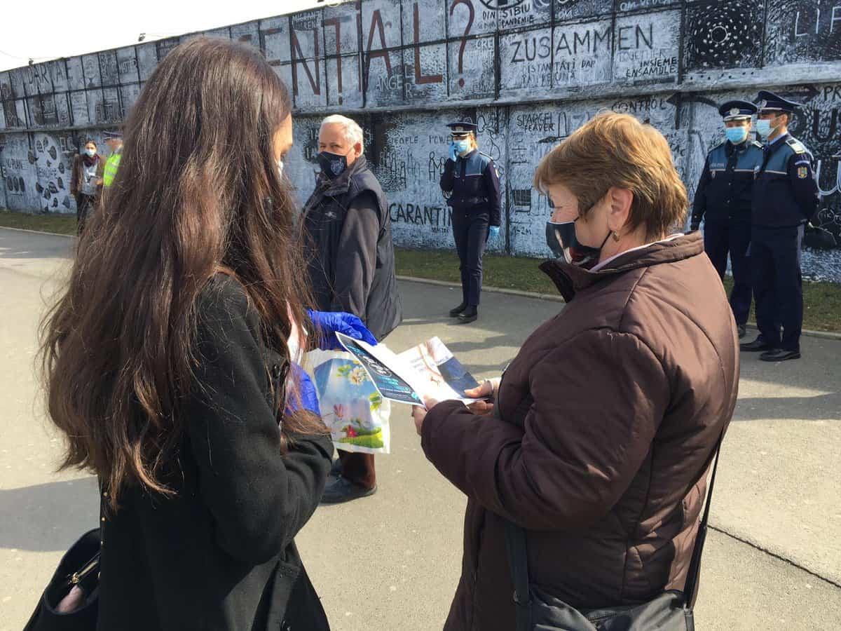 actiune politie 8 martie 3