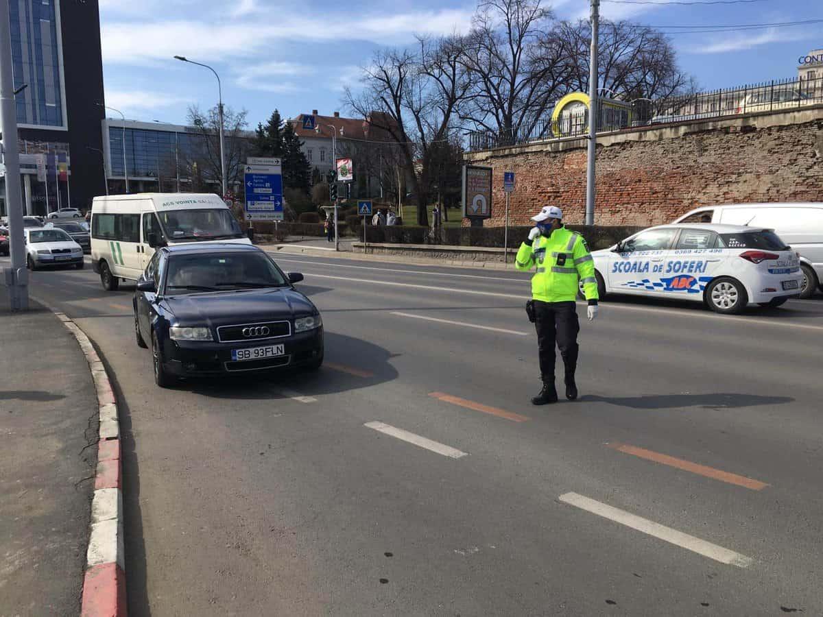 actiune politie 8 martie 9