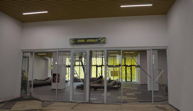 aeroport brasov sosiri