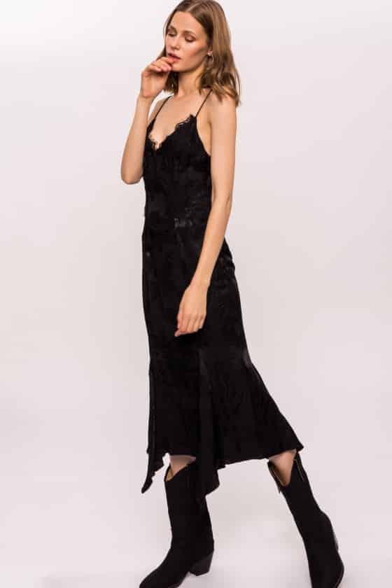 rochie furou slip dress NISSA