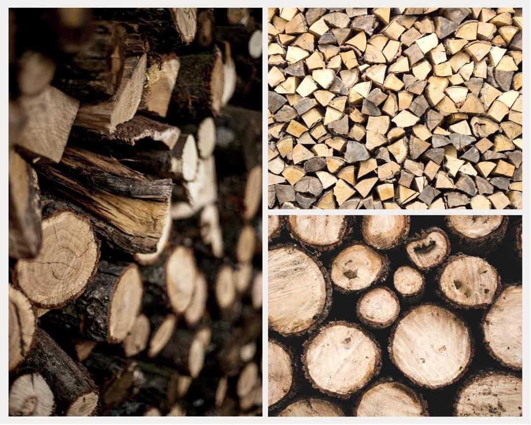 10 stiva lemne rezemata cilindrica depozitare corecta