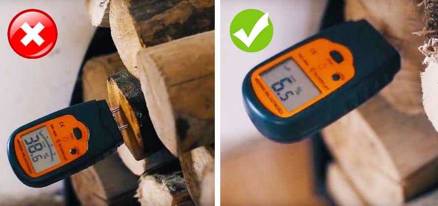 3 valoare lemn uscat corect
