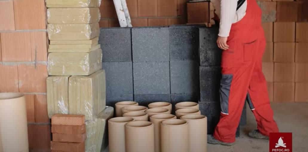 4 montare horn casa cosuri de fum ceramica brasov codlea