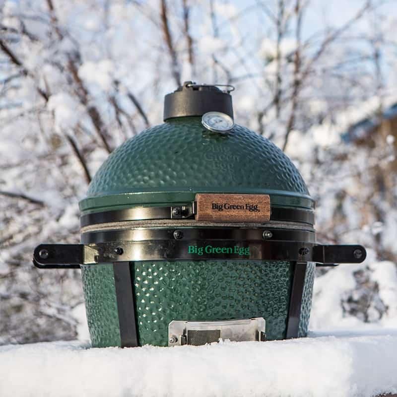 10 control optimizat temperatura gratar ceramic big green egg