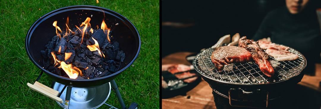 5 cei mai buni carbuni pentru foc vita gratar pui
