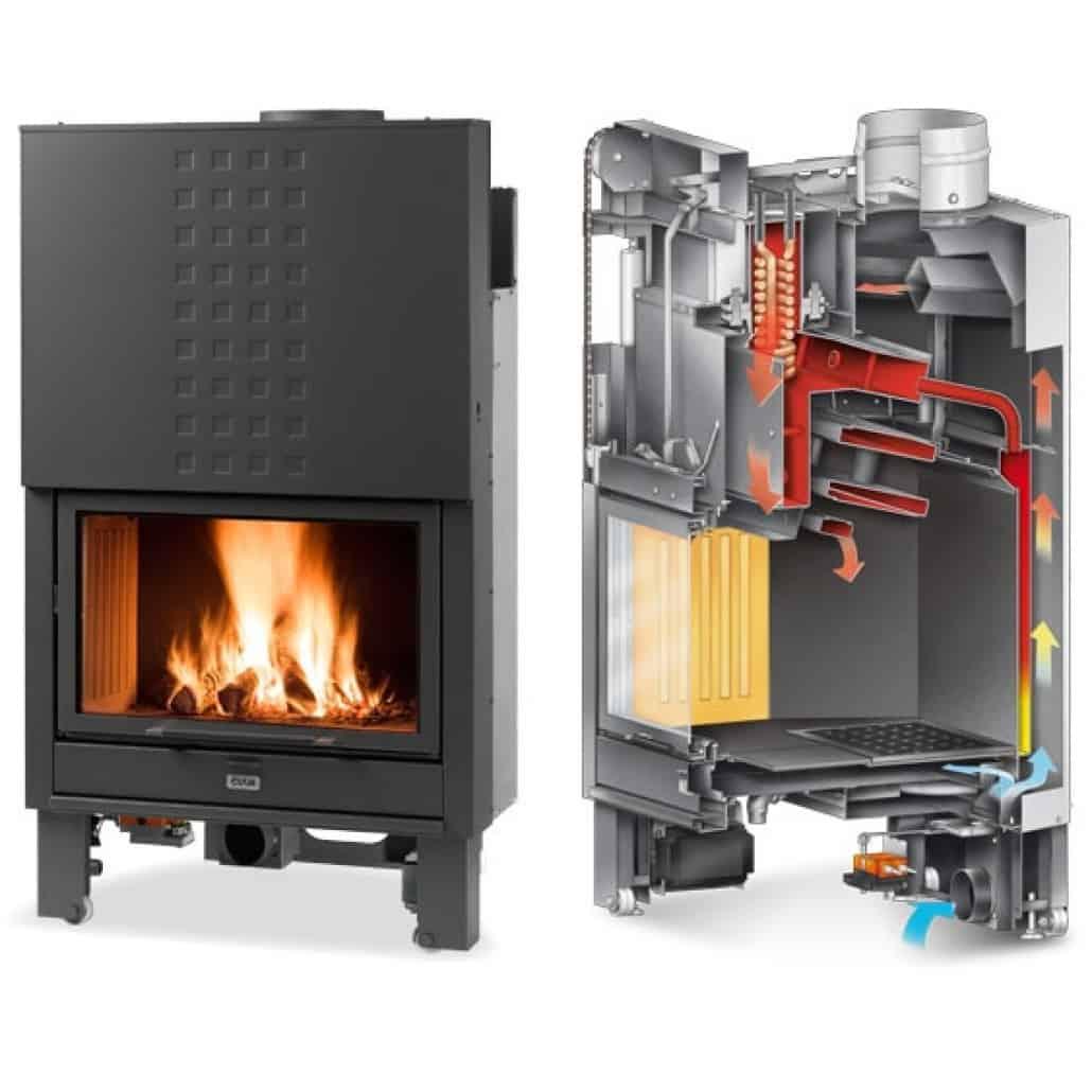 9 termosemineu centrala kit hidraulic montat