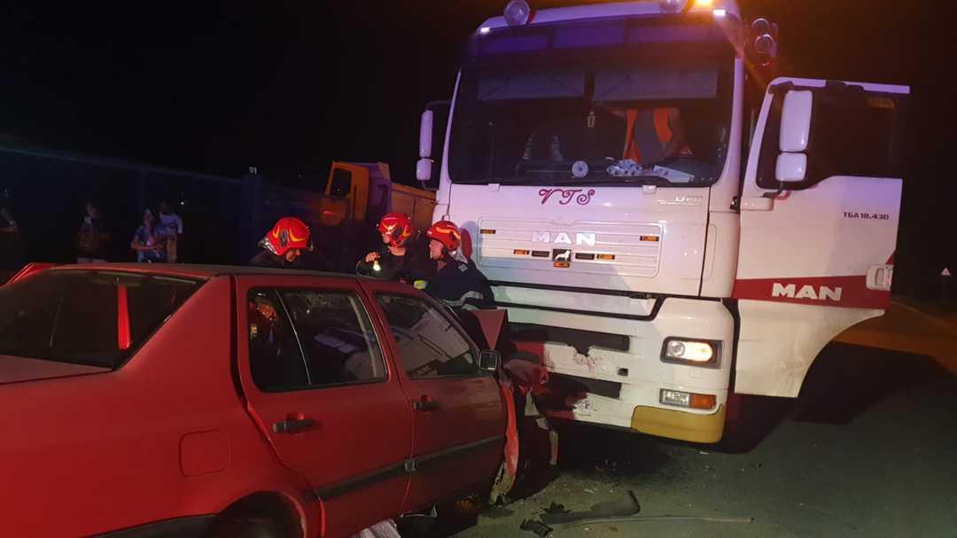 accident masina tir 1