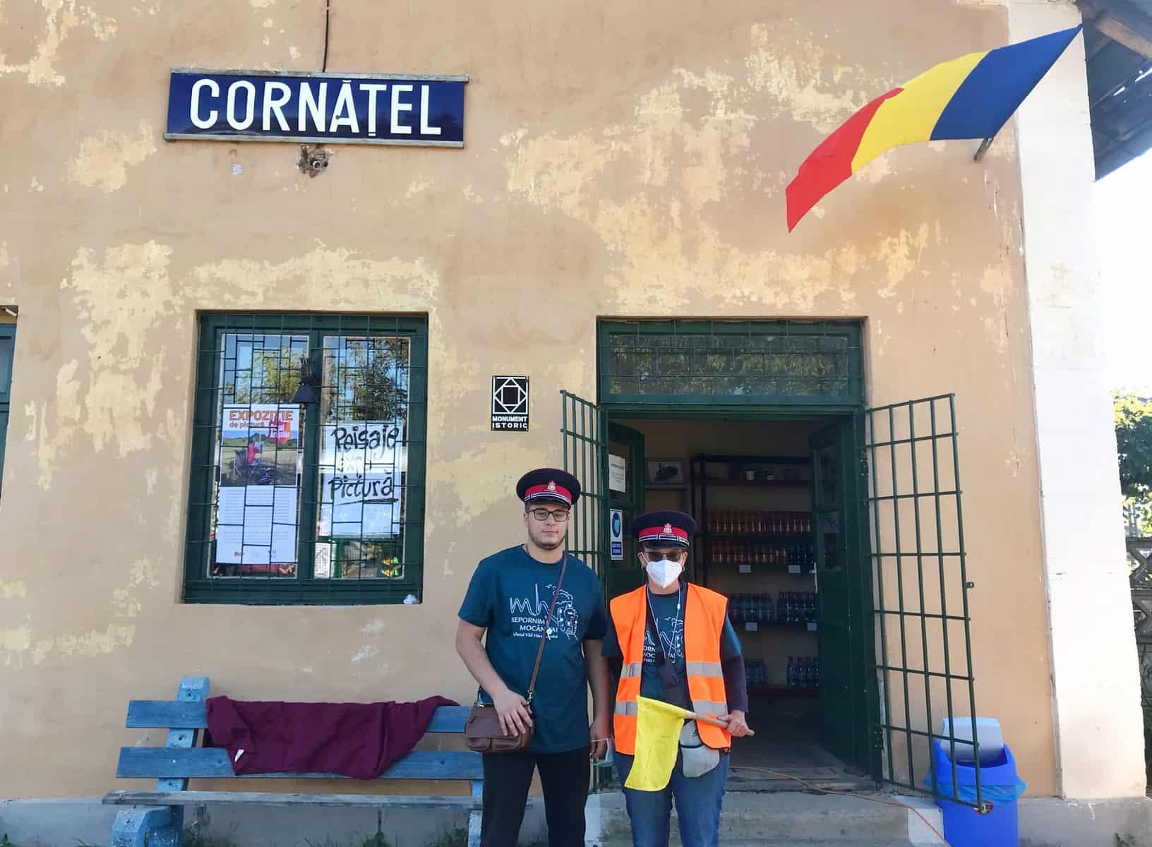 Orasul Artistilor expozitie Cornatel