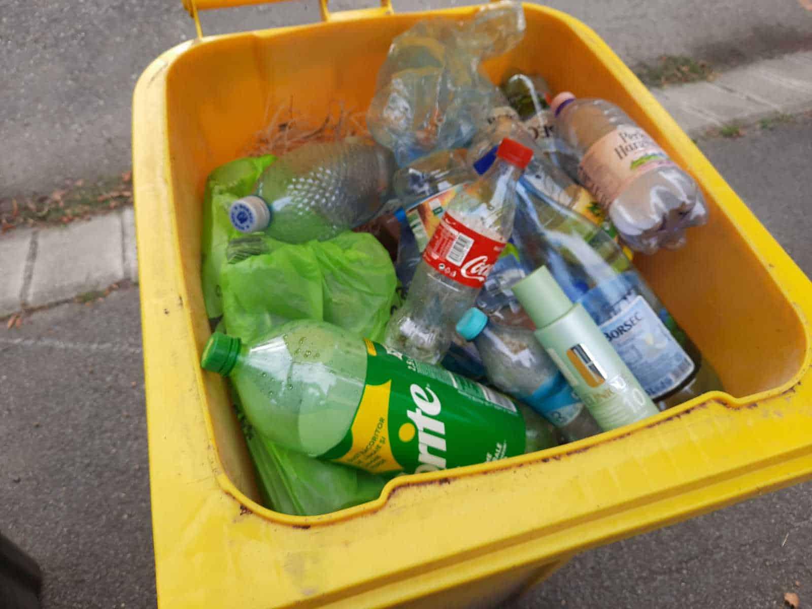 colectare plastic fmqr