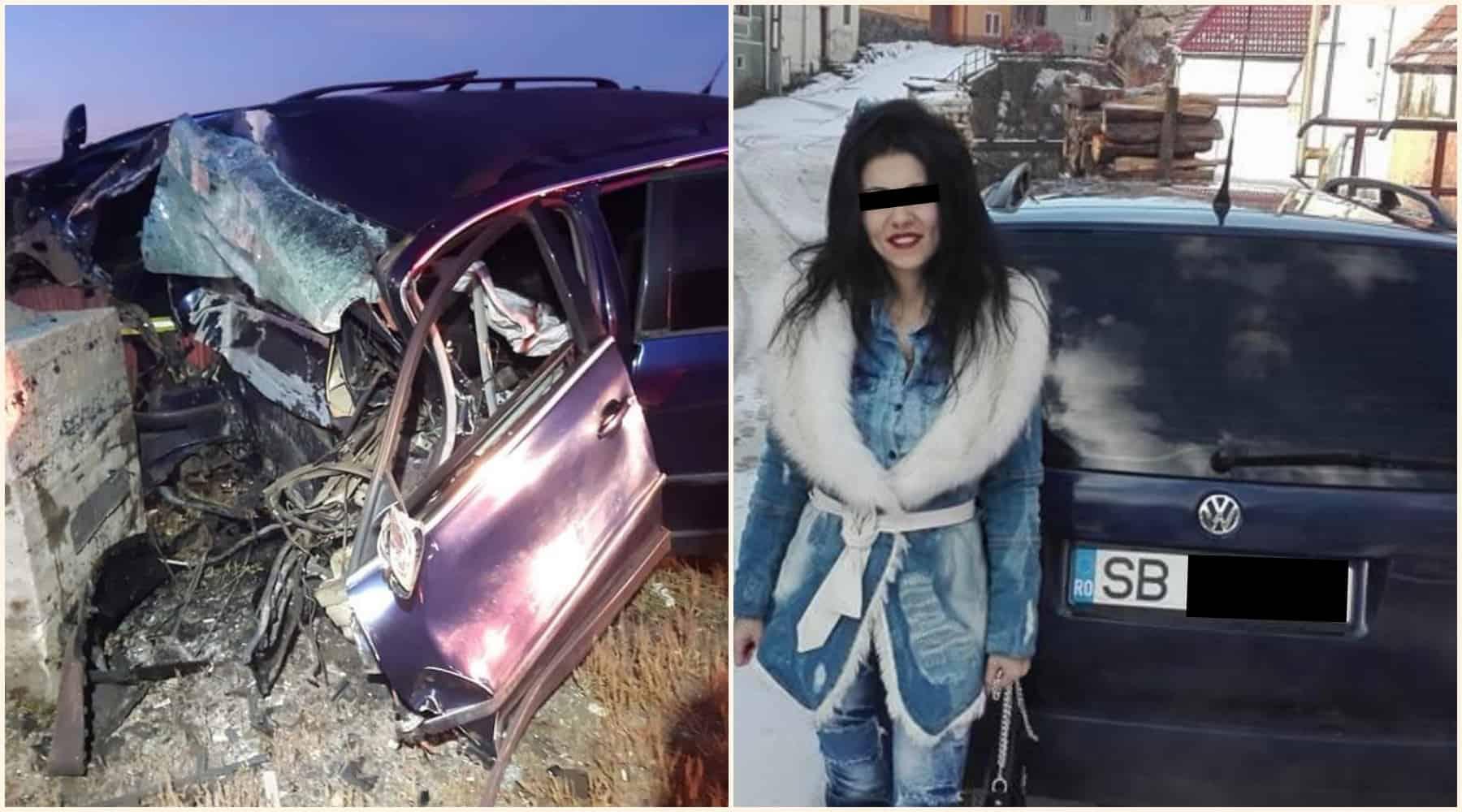 iulia deces sibiu accident