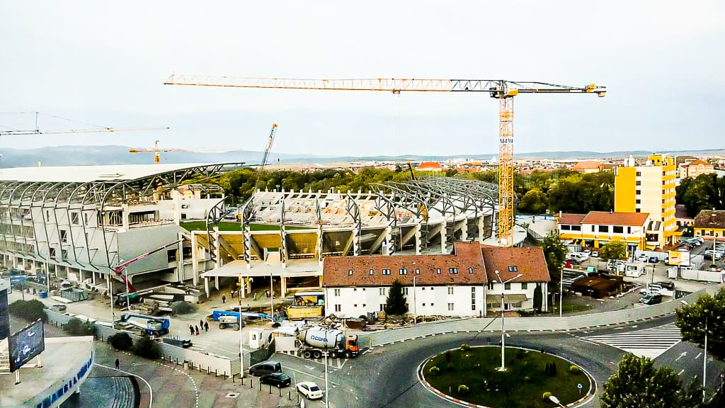 Stadion Lucrari 01