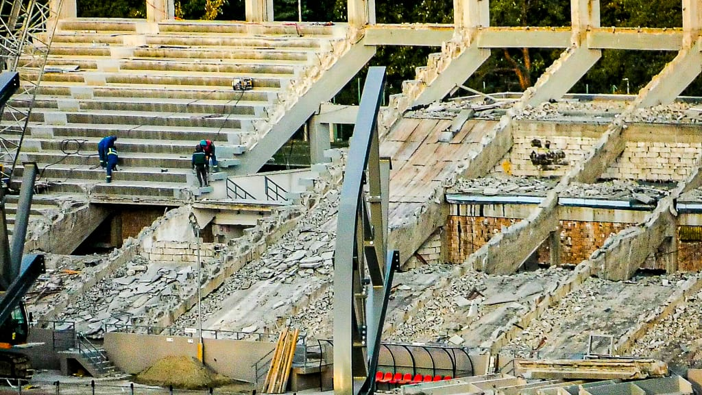 Stadion Lucrari 08