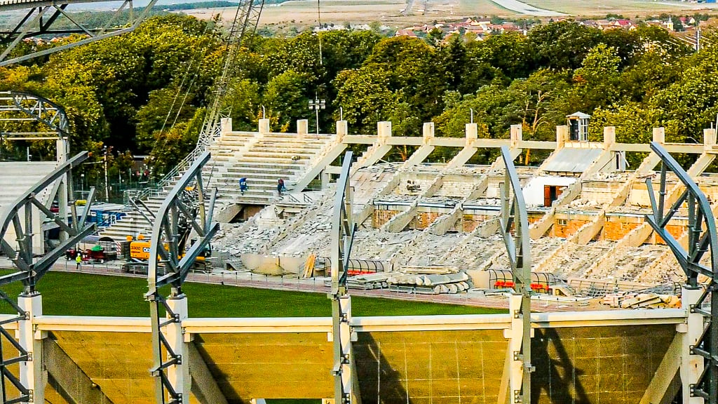 Stadion Lucrari 09
