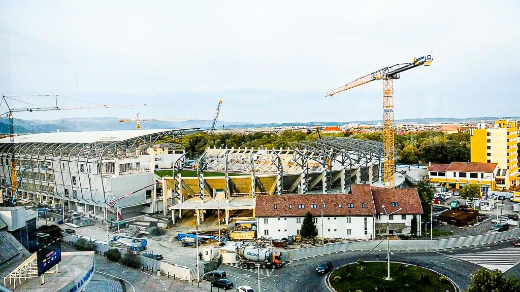 Stadion Lucrari 17