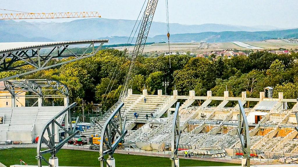 Stadion Lucrari 20