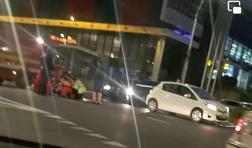 accident ramada